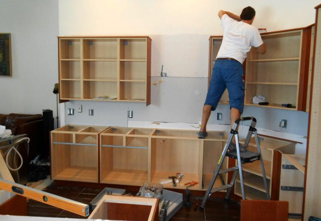Сборка мебели в Орле